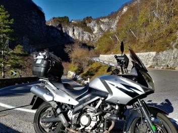 mototurismo, motorbike touring, mototouring, turismo en moto, Passo San boldo