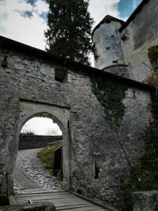 Castillo, castle, Bled, Eslovenia, Slovenia