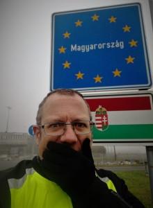 Hungría, moto