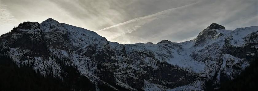 amanecer, dawn, Alpes, Alps, Austria, Österreich