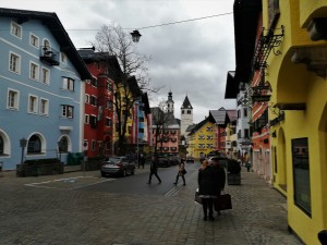 Kitzbühel, Austria, Kitzbuhel, Österreich