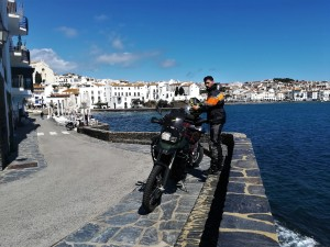 motorouring, motorurismo, big trail, moto, adventure bike, viaje en moto, rutas en moto, turismo en moto, cadaques, hondarribia, transpirenaica, la 2 mares, la dos mares
