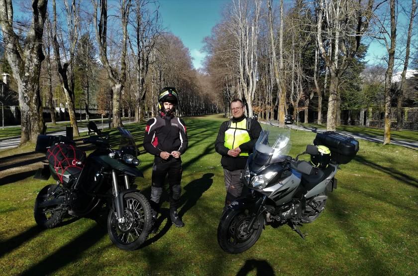 motorouring, motorurismo, big trail, moto, adventure bike, viaje en moto, rutas en moto, turismo en moto, hondarribia, transpirenaica, la 2 mares, la dos mares, camprodon, passeig maristany